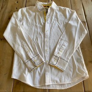 White Classic Shirt - 191 Unlimited